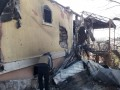 Штаб ООС показал последствия вчерашнего обстрела дачного поселка