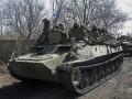 Оккупанты задействовали боевые машины пехоты в Широкино - штаб