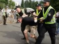 День Победы: в Киеве задержаны четыре человека