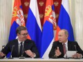 Президент Сербии подтвердил Путину свою позицию по Крыму