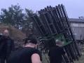 В Шабо метеорологи незаконно запускали реактивные ракеты