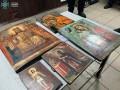 Жительница Запорожья пыталась незаконно вывезти в РФ иконы