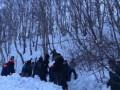 В России у школы сошла лавина: Один человек погиб