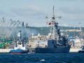 Российские корабли следят за учениями НАТО в Балтике