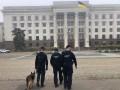 В Одессе на Куликовом поле задержали троих нарушителей