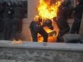 Штурм на Грушевского: ВИДЕО с места событий 21 января