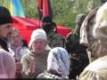 В Тернопольской области люди в камуфляже пытались захватить храм