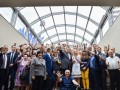 Порошенко открыл в Харькове новую станцию метро