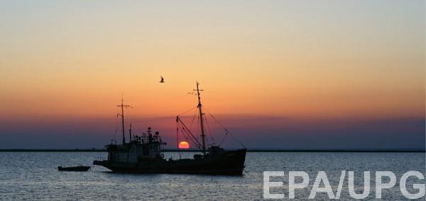 Украинских рыбаков могут захватить военные РФ, считают в штабе АТО