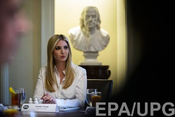 Американский комик жестко высмеяла дочь президента США Иванку