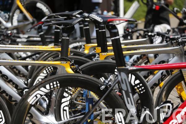 В Одессе собираются утилизировать 11 тысяч 400 велосипедов