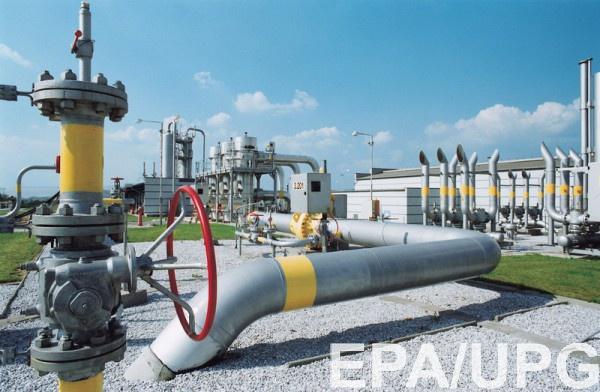 Украина не закупает российский газ с 25 ноября 2015 года