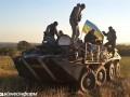 Четверо украинских военнослужащих ранены под Широкино