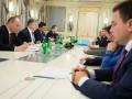 Встреча Порошенко с лидерами фракций: подробности переговоров