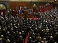 Сегодня во Франции Сенат рассмотрит отмену санкций против РФ