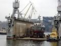 Единственный ударный корабль ВМС Украины вышел на испытания после ремонта
