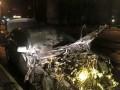 Руководитель Укрзализныци пожаловался на поджог машины