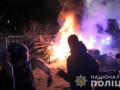 Полиция: Большинство задержанных в Новых Санжарах – неместные