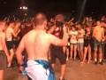 Киевляне устроили массовую драку на концерте