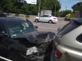 В Мариуполе в ДТП разбились пять авто