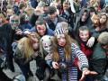 В Киеве прошел парад