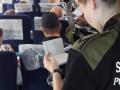 В туалете поезда турок пытался незаконно проехать из Киева в ЕС