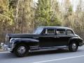 Угнанный лимузин Сталина оценили в миллионы евро