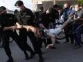 В Беларуси за несколько дней задержали почти 400 протестующих