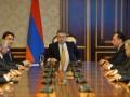 Отставка Саргсяна: кабмин Армении провел экстренное заседание