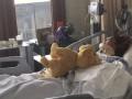 Бельгийка 6 дней была зажата в перевернутом авто