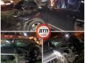Пьяный водитель Volkswagen Tiguan влетел в дерево под Киевом - девушка в коме