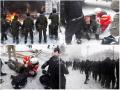 Под Верховной Радой полиция разогнала палаточный городок