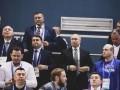 Украинский боксер заставил Путина подняться под гимн Украины