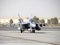 Австралия возобновляет бомбардировки сирийской территории