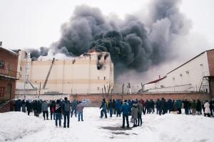 СМИ сравнили фото ТРЦ в Кемерово до и после пожара