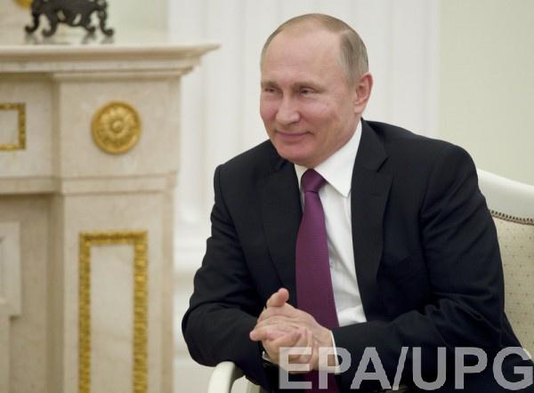 «Дождь» рассказал оботказе В. Путина присутствовать на празднествах вгодовщину Крыма