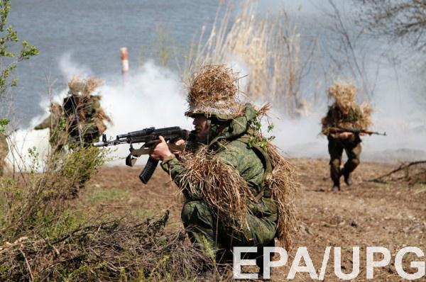 За прошедшие сутки боевики  67 раз открывали огонь по ВСУ
