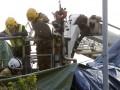 Жертвами падения вертолета на паб в Шотландии стали уже девять человек
