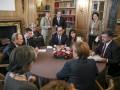 Порошенко и Путин договорились о встрече руководителей пограничных служб