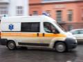 Во Львове женщина выпала с 7 этажа и выжила