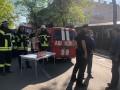 Во время обвала в Одессе никто не пострадал - МВД