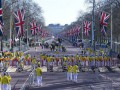 На марафоне в Лондоне почтили жертв бостонских бомб