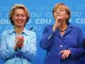 Впервые министром обороны Германии стала женщина