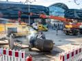 Авария у Ocean Plaza: работы будут проводиться до утра