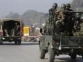 На границе Афганистана и Пакистана военные устроили перестрелку