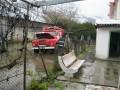 На Закарпатье остаются подтопленными 37 домохозяйств, паводок начинает снижаться