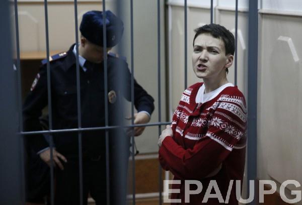 Кремль прокомментировал обмен Савченко