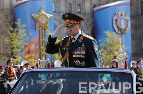 Шойгу заявил, что РФ увеличит количество военных на западных границах