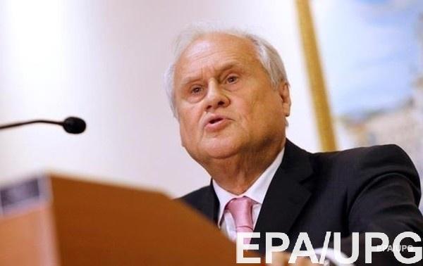 Спецпредставитель ОБСЕ в ТКГ Мартин Сайдик