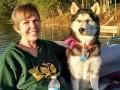 Пес унюхал рак у хозяйки и спас ей жизнь